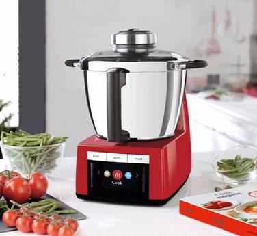 Robot cuiseur de poche